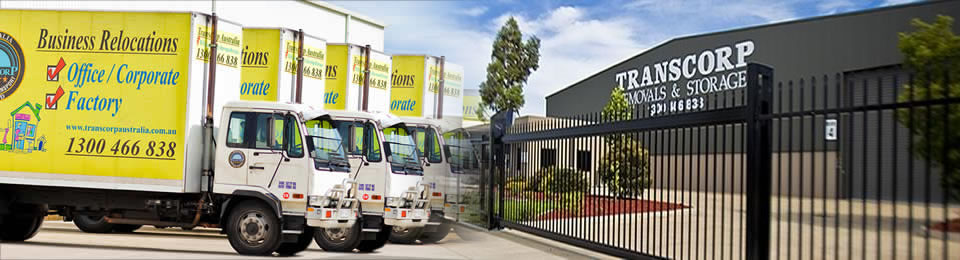 Melbourne removalists and storage